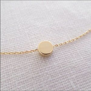 Jewelry - Simple Dot Necklace